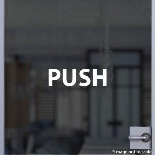 Push Decal