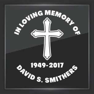 In Memory of Decal - Religious 2