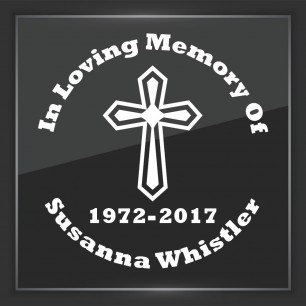 In Memory of Decal - Religious 6