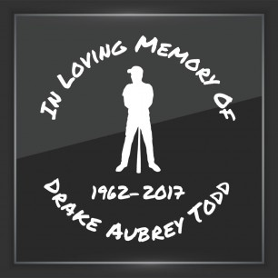 In Memory of Decal - Sports 7